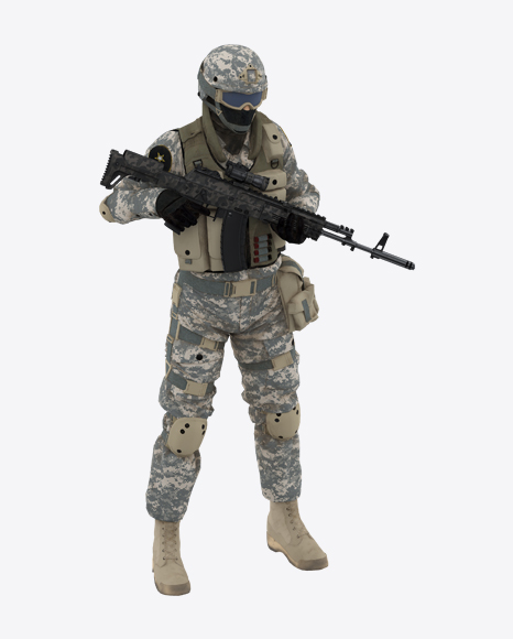 Infantry Soldier