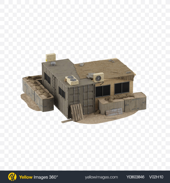 Download Military Fortification Transparent PNG on YELLOW Images