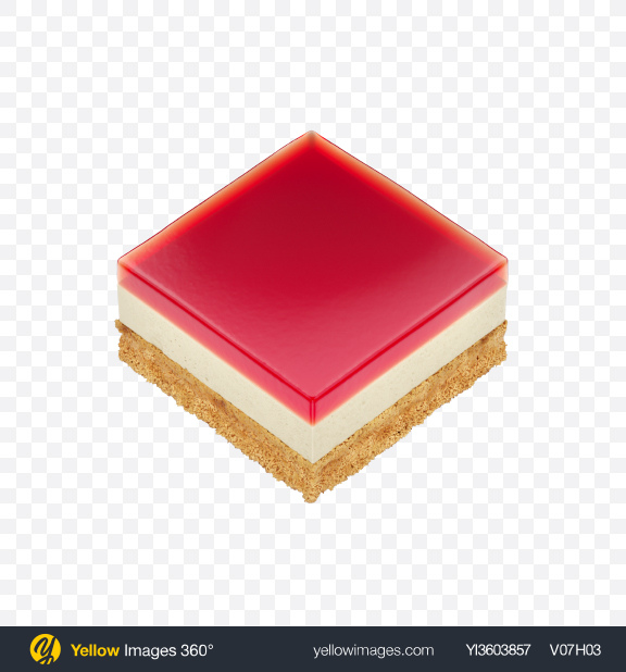 Download Jelly Slice Transparent PNG on Yellow Images 360°