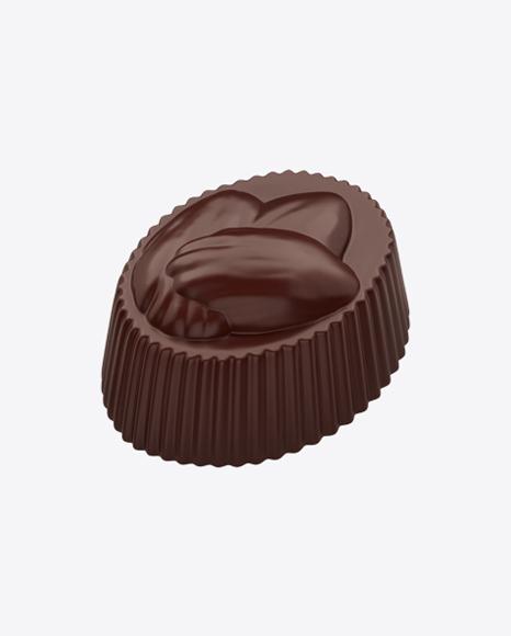Dark Chocolate Candy