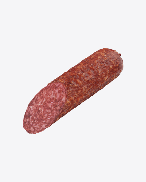 Half of Dry Cured Sausage