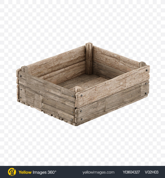 Download Wooden Crate Box Transparent PNG on PNG Images