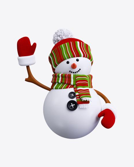 Snowman Toy
