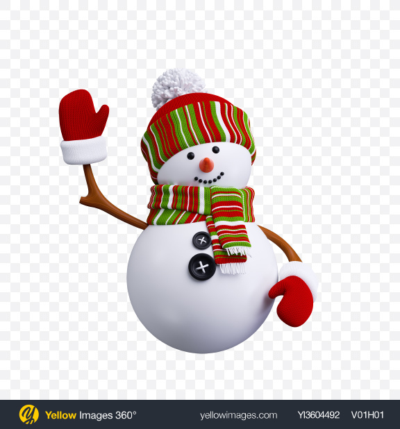 Download Snowman Toy Transparent PNG on YELLOW Images