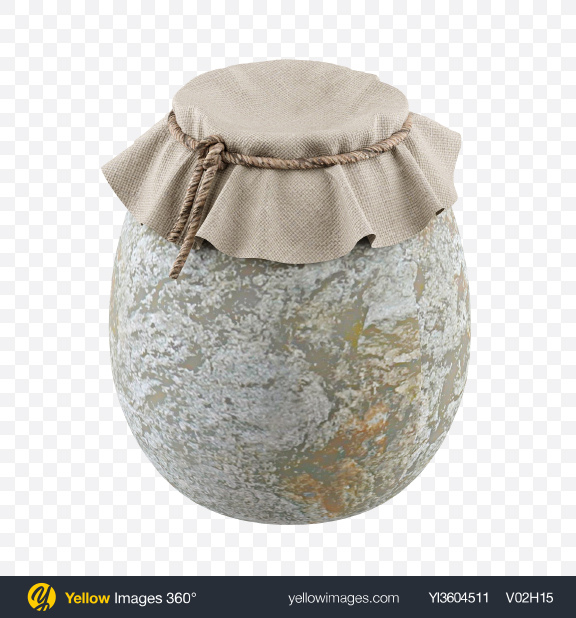 Download Clay Jug Transparent PNG on Yellow Images 360°