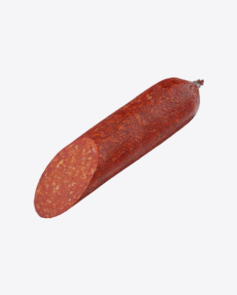 Half of Pepperoni Sausage