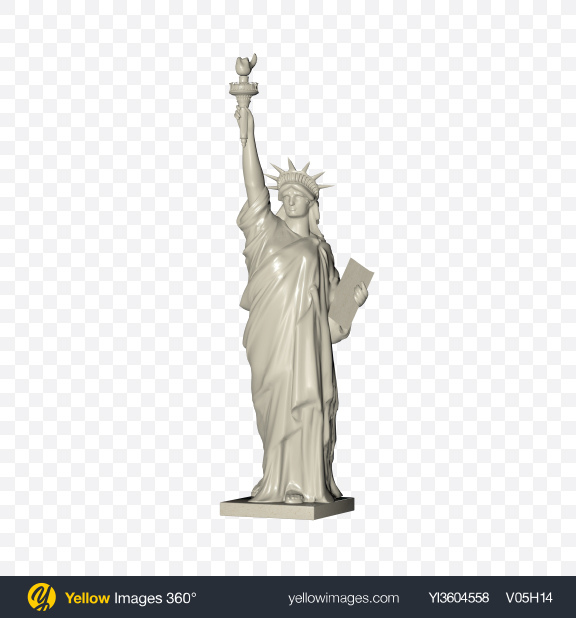 Download Statue of Liberty Figurine Transparent PNG on PNG Images