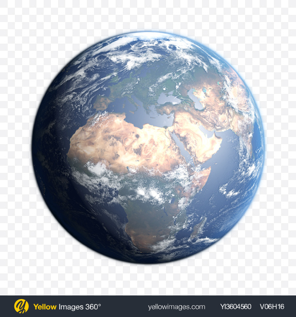 Download Planet Earth Transparent PNG on YELLOW Images