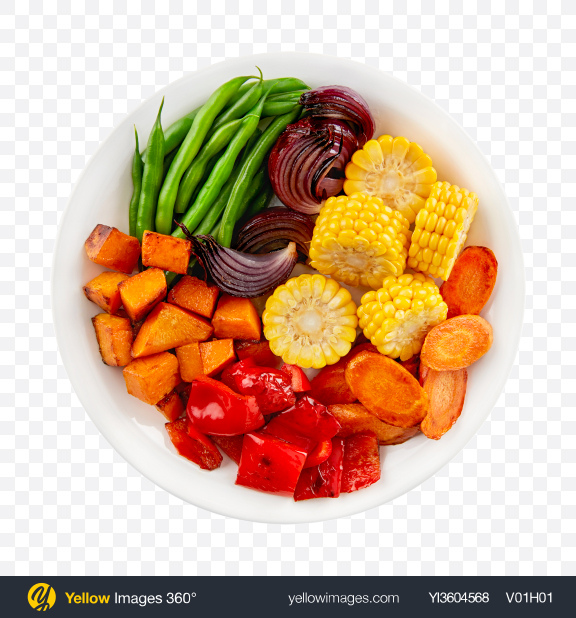 Download Vegetable Set Transparent PNG on YELLOW Images
