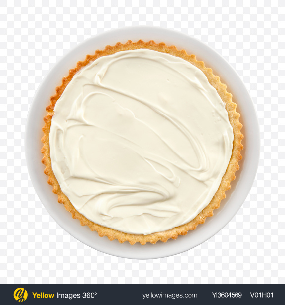 Download Cream Tart Transparent PNG on YELLOW Images