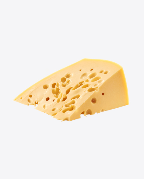 Maasdam Cheese Triangle