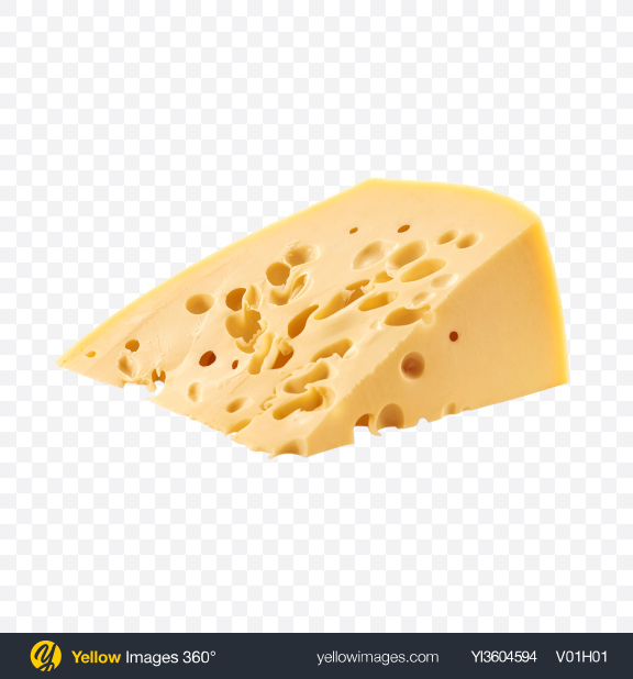 Download Maasdam Cheese Triangle Transparent PNG on YELLOW Images