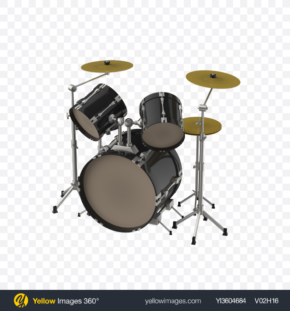 Download Drums Kit Transparent PNG on PNG Images