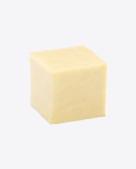 Gouda Cheese Cube