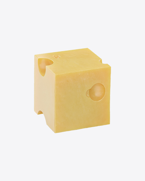 Maasdam Cheese Cube