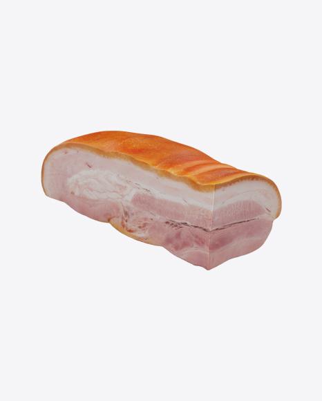 Smoked Pork Brisket