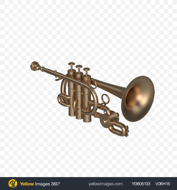 Download Matte Piccolo Trumpet Transparent PNG on PNG Images