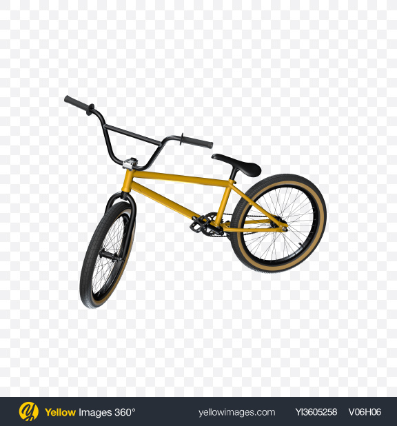 Download Sport Bicycle Transparent PNG on Yellow Images 360°