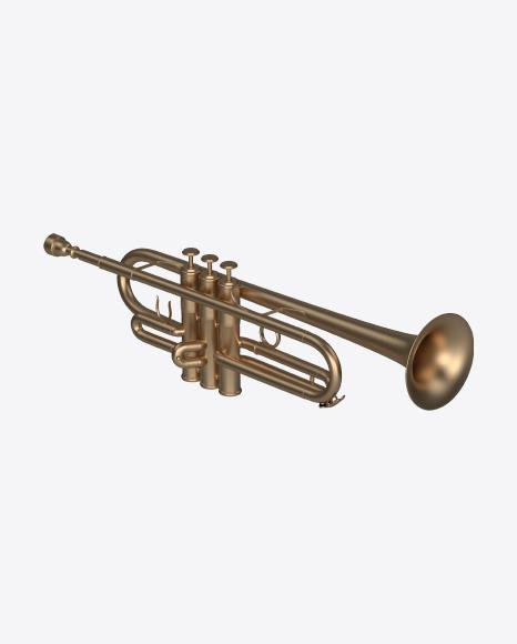 Matte Trumpet