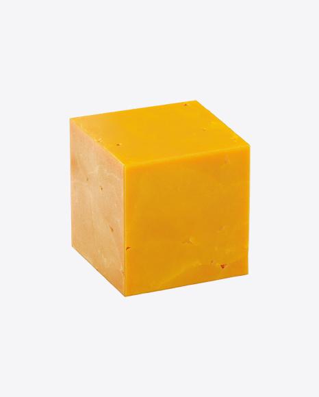 Cheddar Cheese Cube