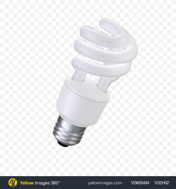 Download Light Bulb Transparent PNG on Yellow Images 360°