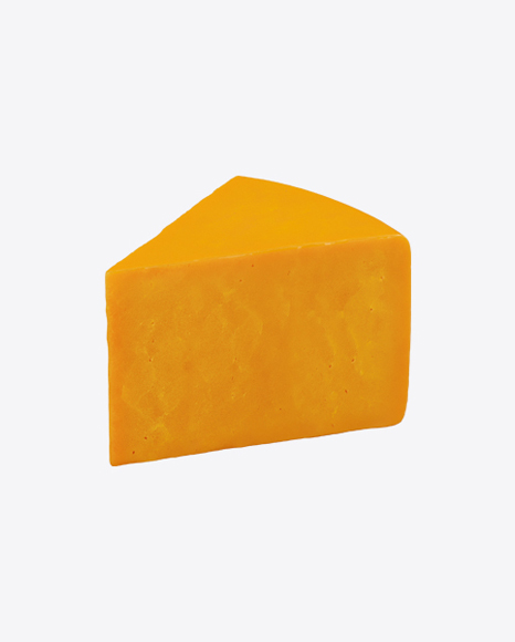 Cheddar Cheese Triangle