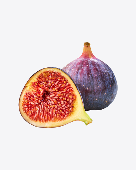 Fig Fruit Pieces