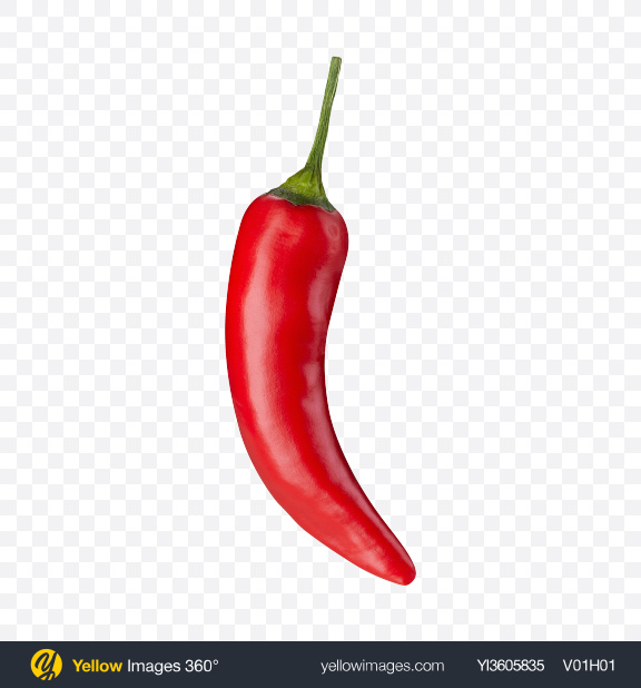 Download Chili Pepper Transparent PNG on YELLOW Images