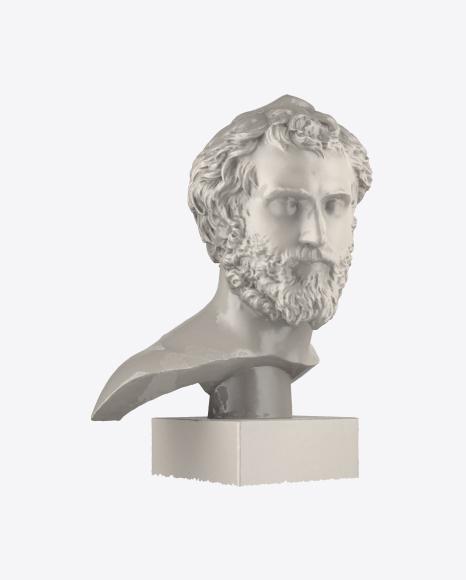 Antique Roman Bust