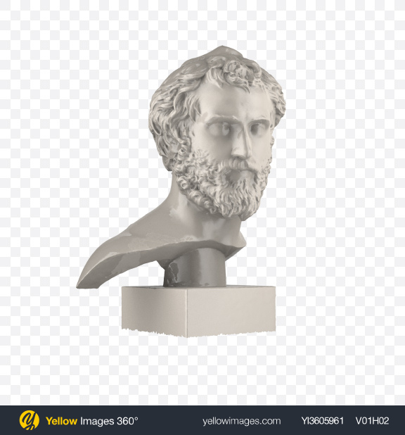 Download Antique Roman Bust Transparent PNG on PNG Images