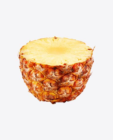 Half of Pineapple