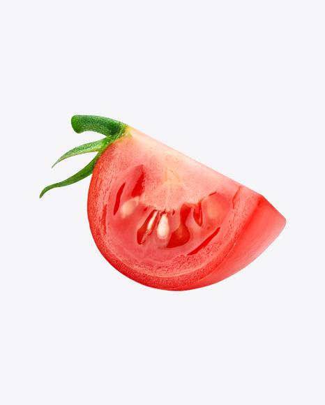 Quarter of Tomato