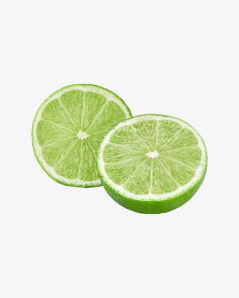 Halfs of Lime