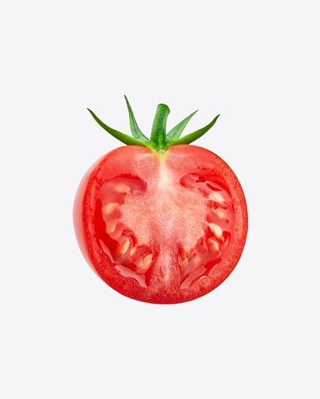 Half of Tomato