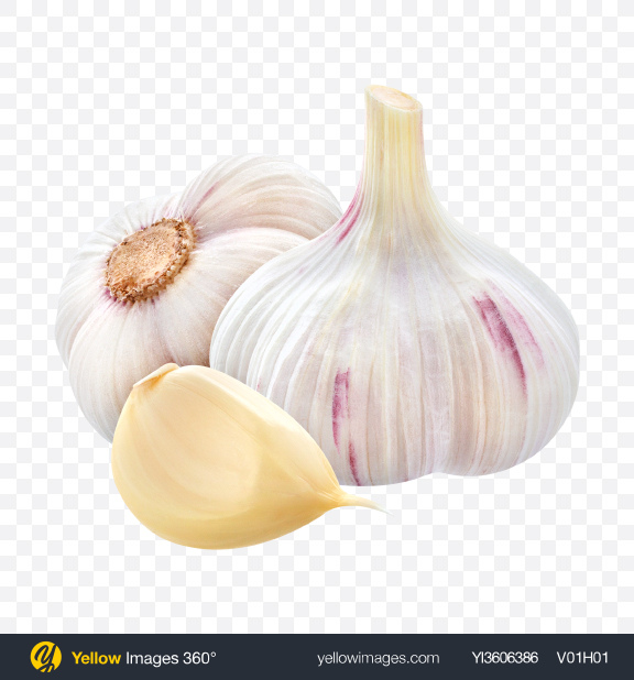 Download Garlic Set Transparent PNG on YELLOW Images