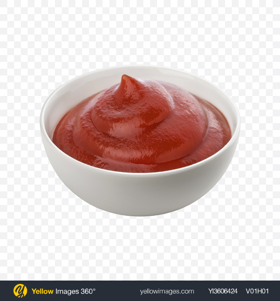 Download Ketchup Transparent PNG on YELLOW Images