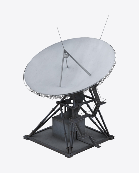 Deep Space Network Antenna