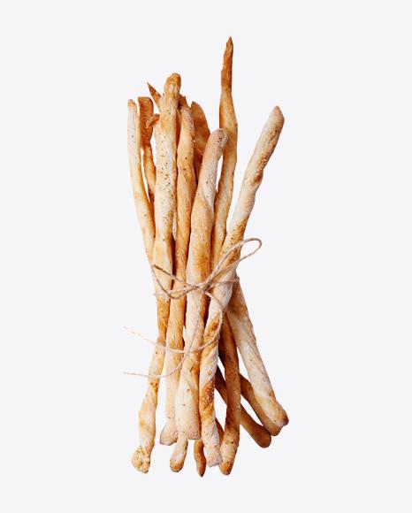 Bread Sticks in Rope