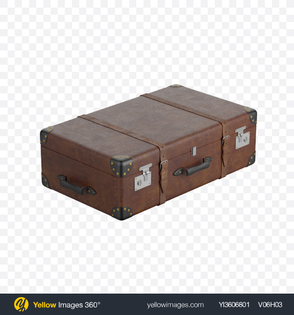 Download Leather Suitcase Transparent PNG on PNG Images