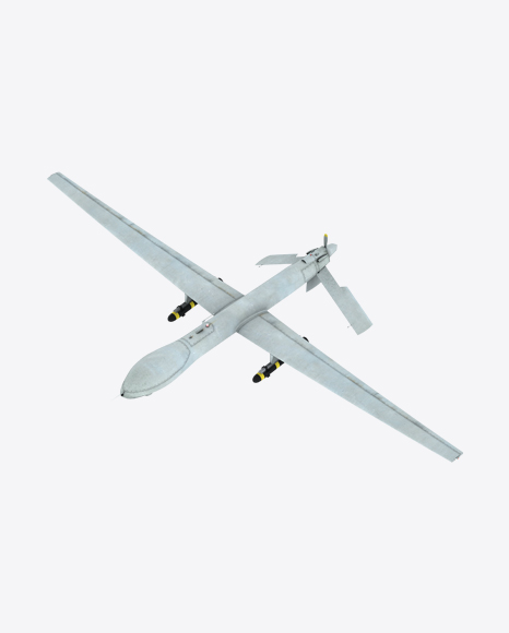 Unmanned Military Aircraft