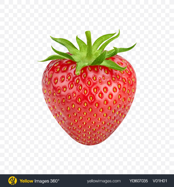 Download Strawberry Transparent PNG on YELLOW Images