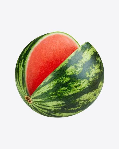 Cutted Watermelon