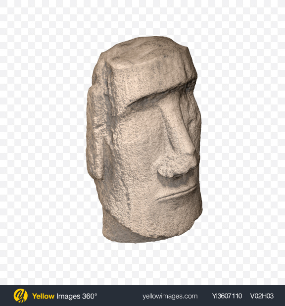 Download Moai Statue Transparent PNG on PNG Images