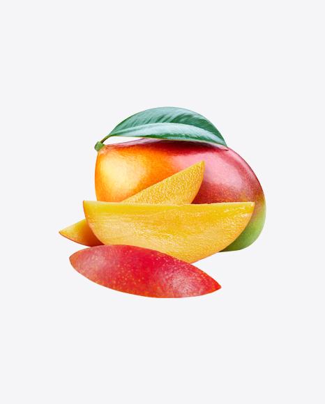 Mango w/ Slices