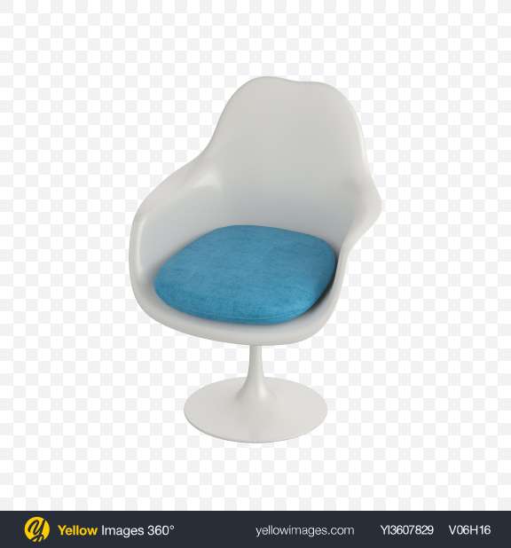 Download White Tulip Chair Transparent PNG on PNG Images