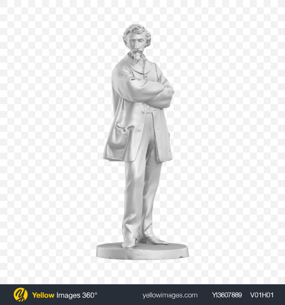 Download Men Sculpture Transparent PNG on YELLOW Images