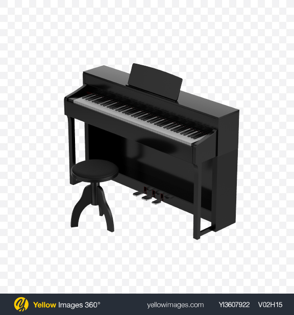 Download Digital Piano Transparent PNG on PNG Images