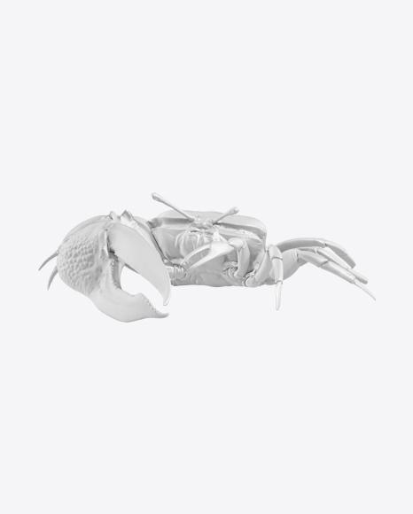 Fiddler Crab Sculpture