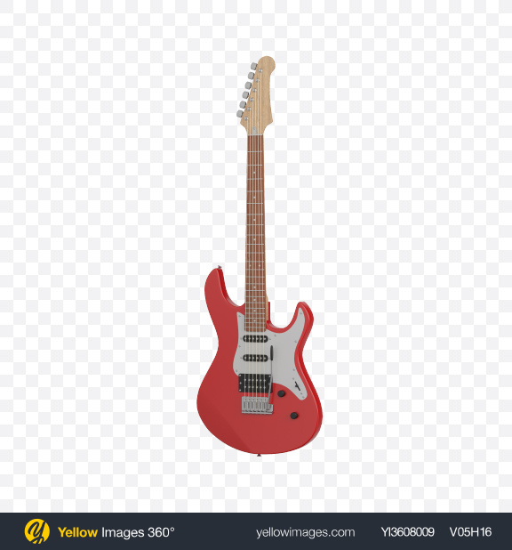 Download Electric Guitar Transparent PNG on YELLOW Images