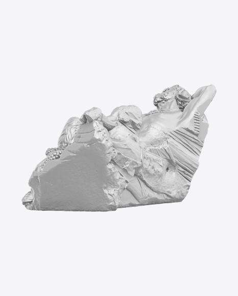 Faun Sculpture